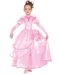 disfraz de princesa de flor para nia