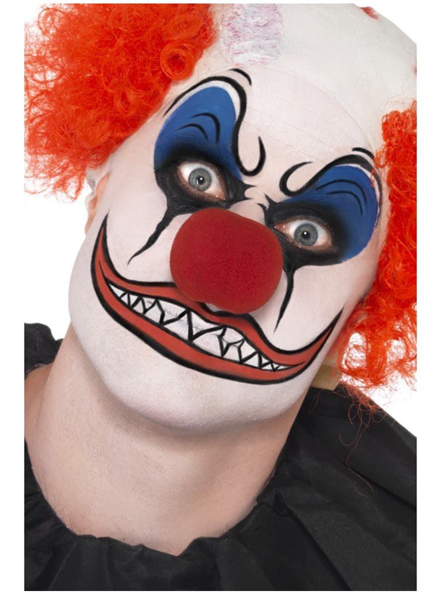 Clown Make-Up Set: buy online at Funidelia.