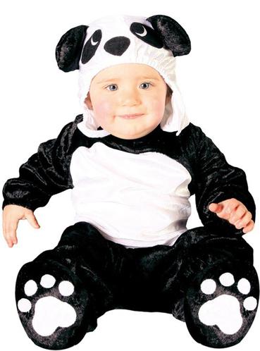 disfraz de oso panda para beb funidelia
