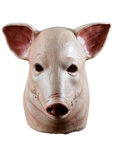 maske blutendes schwein online kaufen g nstiger preis. Black Bedroom Furniture Sets. Home Design Ideas