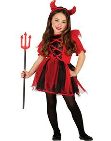 disfraz de diablesa traviesa para nia