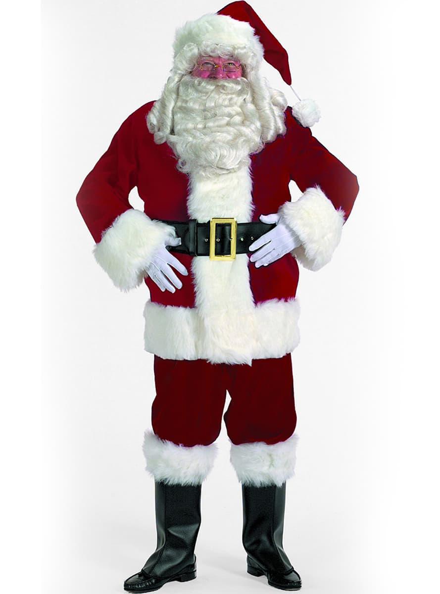 Entz ckendes weihnachtsmann kost m online kaufen - Trajes de papa noel para ninos ...