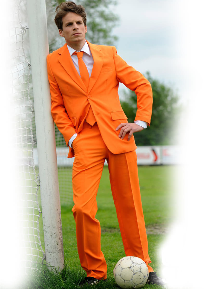 opposuit the orange anzug f r herren online kaufen. Black Bedroom Furniture Sets. Home Design Ideas