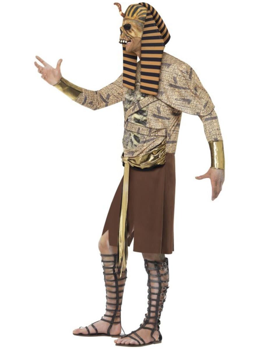 gyptischer pharao zombie kost m f r herren online kaufen. Black Bedroom Furniture Sets. Home Design Ideas