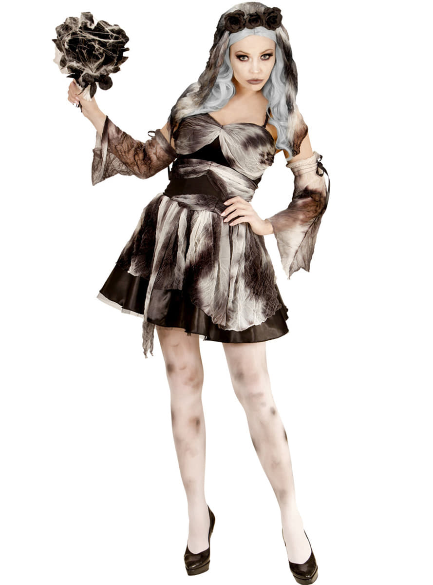 Hacer Disfraz Novia Cadaver Casero Fabulous Cool Disfraz De Novio