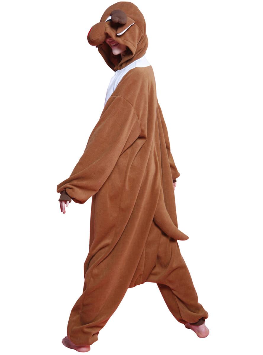 disfraz de reno de pap noel bcozy onesie para adulto