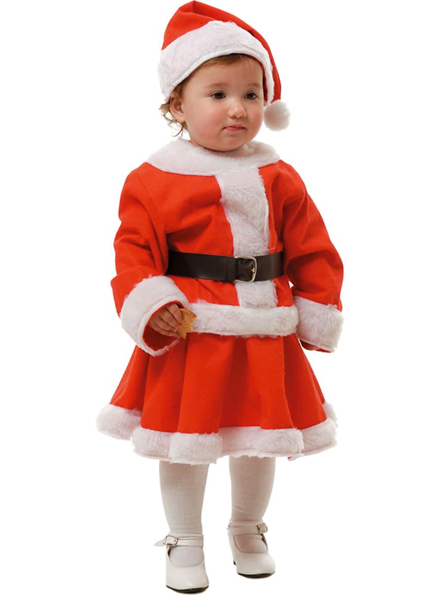 Costume d'halloween de bébé fille