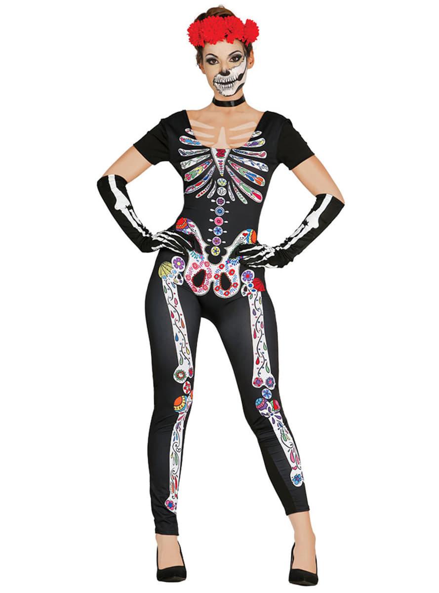 Super Squelette Mexicain - Fashion Designs AR28
