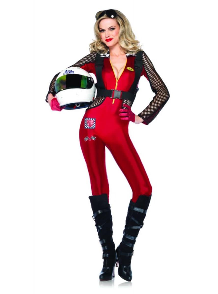 Sexy race car driver costume photos 79