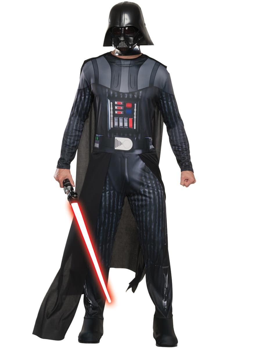 Star Wars Kostüm Herren : darth vader star wars kost m f r herren ~ Frokenaadalensverden.com Haus und Dekorationen