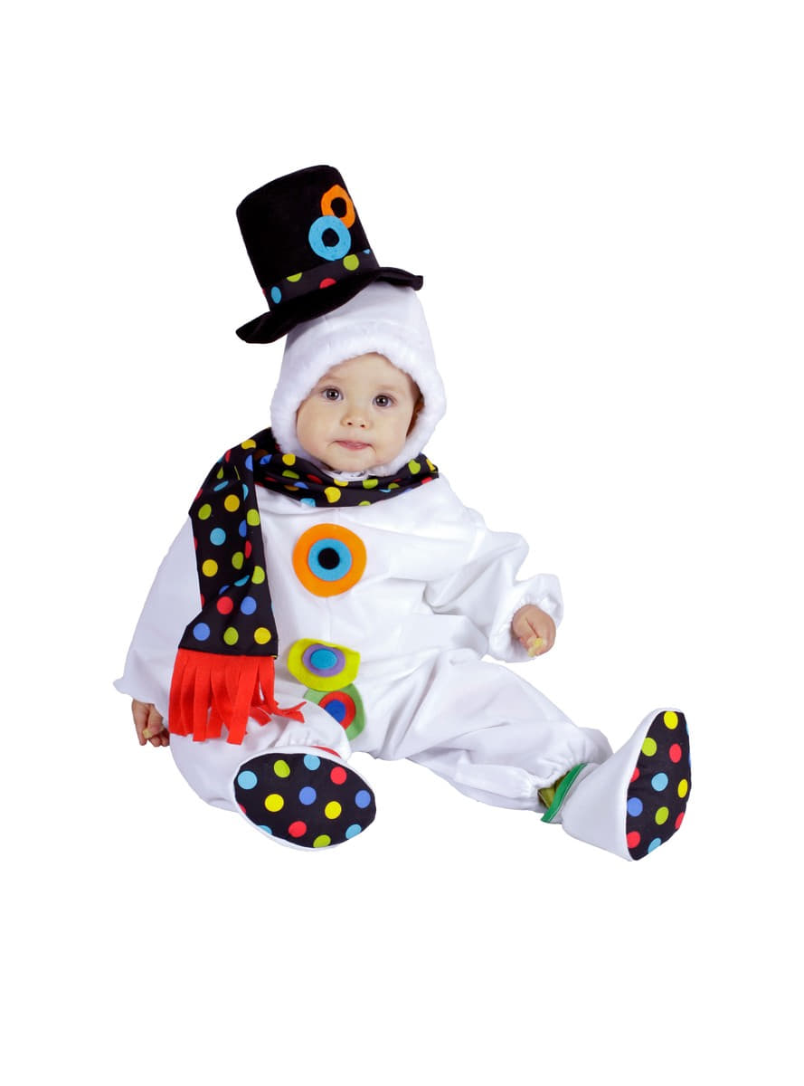 Snowman Baby Costume: buy online at Funidelia.
