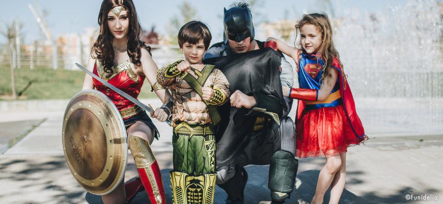 Disfraz Flash Liga de la Justicia para adulto - Envíos en
